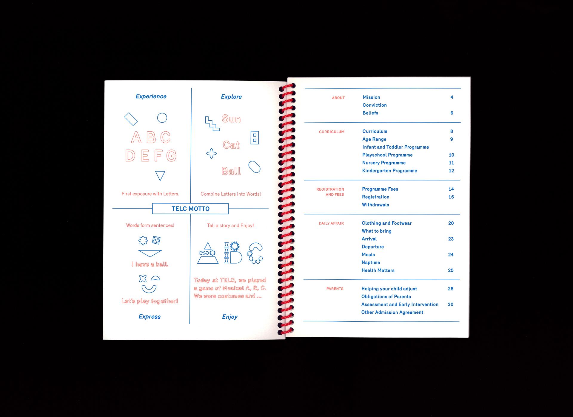 TELC Parents Handbook